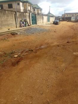a Quarter Plot, Command Off Ikola Road Via Ipaja, Ipaja, Lagos, Residential Land for Sale