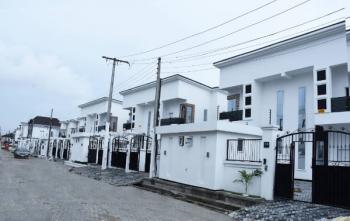 Luxurious 4 Bedroom Semi Detached Duplex + 1 Room Bq, Osapa, Lekki, Lagos, Detached Duplex for Sale