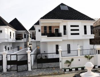 Exquisite Tastefully Finished 5 Bedroom Detached Duplex with a Room Bq, Osapa, Lekki, Lagos, Detached Duplex for Sale