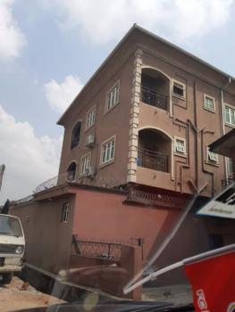 a Recently Built Ensuites Modern 3 Bedroom Block of 6 Flats, Off Pedro Road, Palmgrove, Shomolu, Lagos, Block of Flats for Sale