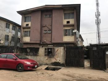 a Block of 6 Unit of 3 Bedroom Flat, Ijesha, Surulere, Lagos, Block of Flats for Sale