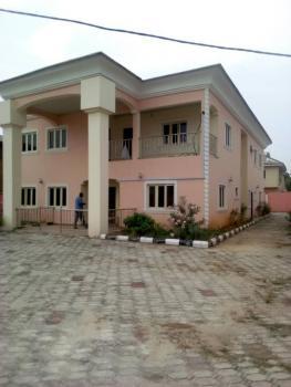 Cheap 4 Bedroom Duplex on One and Half Plot, Crown Estate, Ajah, Lagos, Detached Duplex for Sale