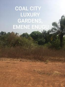 Land with C of O  (coal City Luxury Gardens), Nkubor Village,, Emene, Enugu, Enugu, Mixed-use Land for Sale