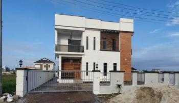 Newly Built 4 Bedroom Detached Duplex, Orchid Road, Igbo Efon, Lekki, Lagos, Detached Duplex for Sale