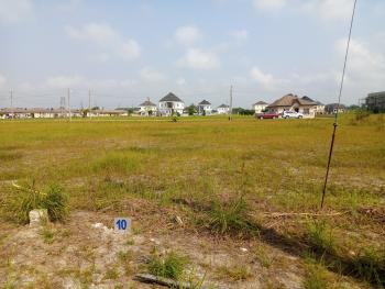 Plot of Land, Adiva Estate at Beachwood Estate, Lakowe, Ibeju Lekki, Lagos, Residential Land for Sale