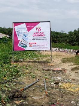 Nation Gardens, 5 Min Drive From Twins Faja Supermarket Iyana Isashi, Off Iyana School, Iba, Ojo, Lagos, Residential Land for Sale