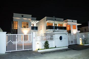 Luxury 5 Bedrooms Detached House with a Room Servant Quarter, Lekki Palm City Estate Off Ado Road, Ado, Ajah, Lagos, Detached Duplex for Sale