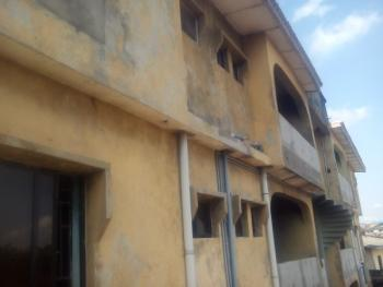 5no. 3-bedroom Flat with (3 Toilets, 2 Baths) with a Mini Flat, Londoner Avenue, Obawole,, Fagba, Agege, Lagos, House for Sale