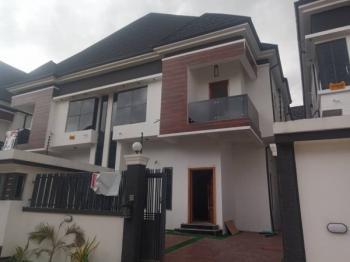New 2 Units of 4 Bedroom Semi-detached Houses with a Room Boys Quarters Each, Chevron Alternative, Chevy View Estate, Lekki, Lagos, Semi-detached Duplex for Rent