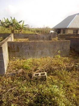 Uncompleted 4 Bedroom, Moniya, Akinyele, Oyo, Detached Bungalow for Sale