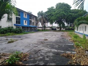 Old Office Building on Plot Measuring 4,300sqms, Kingsway Road/alfred Rewane Road, Old Ikoyi, Ikoyi, Lagos, Mixed-use Land for Sale