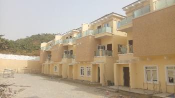 Luxurious 4 Bedroom Duplex, Guzape District, Abuja, Terraced Duplex for Rent