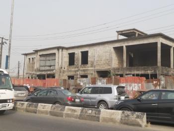 Corner Piece Uncompleted Open Plan, Adeniran Ogunsanya Street, Adeniran Ogunsanya, Surulere, Lagos, Plaza / Complex / Mall for Sale