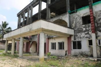 3 Storey Uncompleted Luxury House, Wali Close, Off Okporo Road, Behind  Police Station, Obio-akpor, Rivers, Block of Flats for Sale