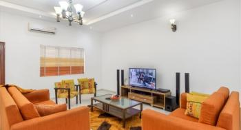 Orange 3 Bedroom Apartment with Pool and Gym, Modupe Odunlami Street Lekki Right, Lekki, Lagos, Flat / Apartment Short Let