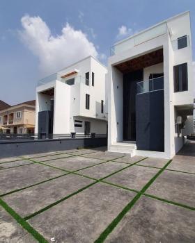 Beautiful and Premium 5 Bedroom Detached Duplex, Victory Park Near Pinnock Beach Estate, Osapa, Lekki, Lagos, Detached Duplex for Sale