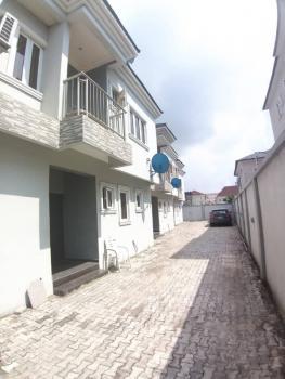 Newly Renovated 4 Bedroom Terrace Duplex, Agungi, Lekki, Lagos, Terraced Duplex for Rent