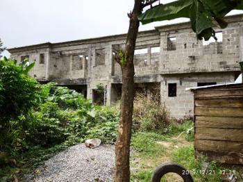 Uncompleted Building of Four Flat, Bameke Street, Shasha, Egbeda, Alimosho, Lagos, Block of Flats for Sale