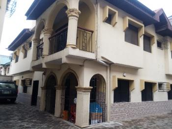 3 Bedroom Flat. Two Tenant in The Compound, Ago Palace, Isolo, Lagos, Flat for Rent