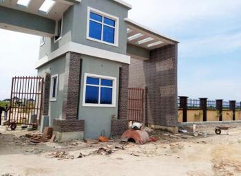 Land, Cedarwood Court Estate Inside Hope Ville Estate, Sangotedo, Ajah, Lagos, Land for Sale