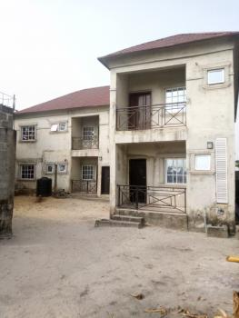 4units of 2bedroom Flat and 2units Carcass Built on Full Plot of Land, Kojola Town, Ibeju Lekki, Lagos, Block of Flats for Sale