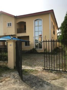 4 Bedroom Semi Detached, Orange Street, Lekki Expressway, Lekki, Lagos, Semi-detached Duplex for Sale