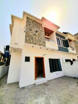 Brand New 4 Bedroom Semi Detached Duplex with Bq, Osapa, Lekki, Lagos, Semi-detached Duplex for Rent