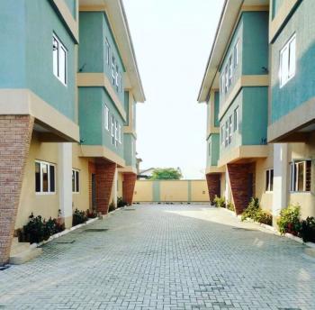4 Bedroom Terraced Duplex with Bq, Lekki Right By Freedom Way, Lekki Phase 1, Lekki, Lagos, Terraced Duplex for Sale