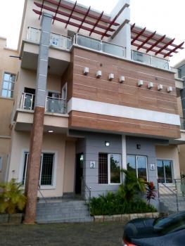 Top Notch 4 Bedroom Terrace Duplex Guzape, Guzape District, Abuja, Terraced Duplex for Rent