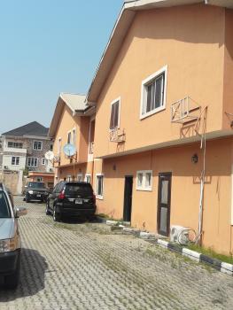 3 Bedroom Duplex, Ikate Behind Oba Palace, Ikate Elegushi, Lekki, Lagos, Terraced Duplex for Rent