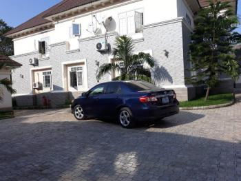 5 Bedroom Fully Detached Duplex with a 2room Bq, Bar, Security House, Federal Housing, Guzape District, Abuja, Detached Duplex for Sale
