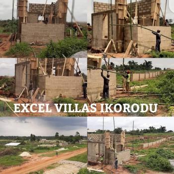 Plots of Land, Excel Gardens Estate, Jaloke Community, Isiu Ikorodu North Lcda, Ikorodu, Lagos, Residential Land for Sale