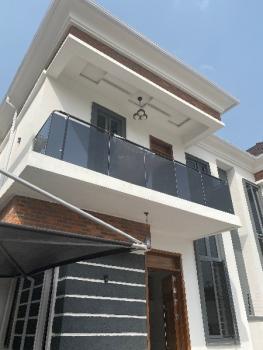 Brand New 4 Bedroom Semi Detached Duplex with B.q, Chevron, Lekki, Lagos, Semi-detached Duplex for Sale