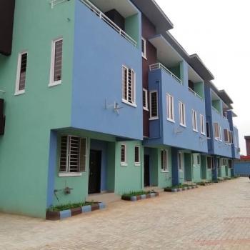 4 Bedroom Terraced Duplex, Alagomeji, Alagomeji, Yaba, Lagos, Terraced Duplex for Sale