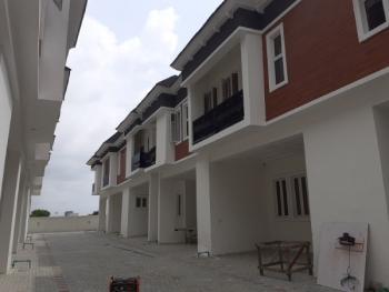 Luxury 4 Bedroom Duplex, Chevron, Lekki, Lagos, Terraced Duplex for Sale