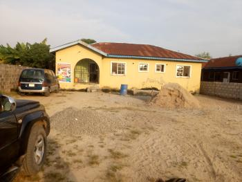 Well Built 3bedroom Bungalow on Full Plot of Land, Parapo Very Close to The Express, Awoyaya, Ibeju Lekki, Lagos, Detached Bungalow for Sale