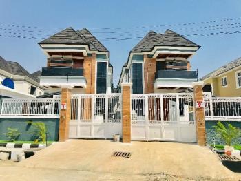 Mind-blowing 5 Bedroom Fully Detached with Bq, Off Lekki County Road, Ikota Villa Estate, Lekki, Lagos, Detached Duplex for Sale