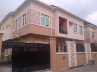 5 Bedroom Detached Duplex(all En-suite) With Jacuzzi, Cctv, Fitted Kitchen, Family Lounge, Ante Room And Boys Quarters, Chevy View Estate, Lekki, Lagos, 5 Bedroom, 6 Toilets, 5 Baths House For Sale