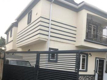 a 4 Bedroom Detached Duplex All En Suite Sitting on 500sqm Land., Abraham Adesanya Estate, Ajah, Lagos, Detached Duplex for Sale