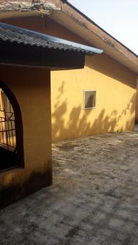House of 2bedroom Plus a Roomself Bungalow on Half Plot of Land with Federal Title, Egbeda, Alimosho, Lagos, Detached Bungalow for Sale
