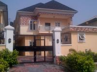 5 Bedroom Detached Duplex(all En-suite) With Jacuzzi, Fitted Kitchen, Family Lounge, Ante Room And 2 Rooms Boys Quarters, Lekki Phase 1, Lekki, Lagos, 5 Bedroom, 6 Toilets, 5 Baths House For Sale