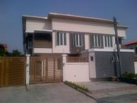 5 Bedroom Semi Detached Duplex(all En-suite) With Fitted Kitchen, Family Lounge, Ante Room And Boys Quarters, Lekki Phase 1, Lekki, Lagos, 5 Bedroom, 6 Toilets, 5 Baths House For Sale