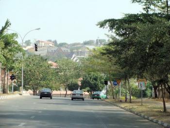 3500 Sqm Land (commercial), Gimbiya Street, Near Ibiza, Area 11, Garki, Abuja, Commercial Land for Sale
