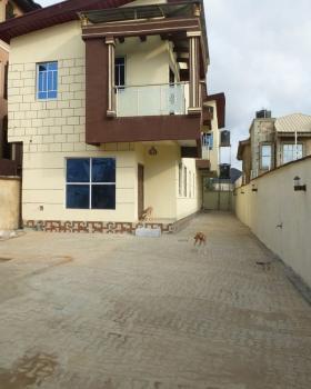 Brand New 4 Bedroom Semi-detached Duplexes, By Jakande Estate, Okeafa, Oke Afa, Isolo, Lagos, Semi-detached Duplex for Sale