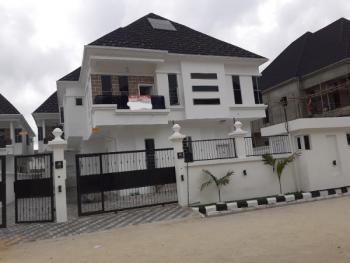 Luxury 4 Bedroom Duplex with Bq, Chevron, Lekki, Lagos, Detached Duplex for Sale