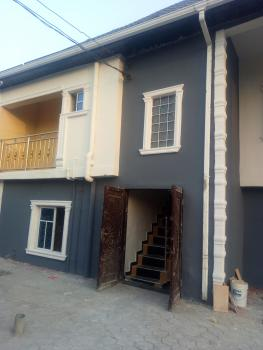 Standard Finished 2bedroom Flat., Last Bus Stop, Ago Palace, Isolo, Lagos, Flat for Rent