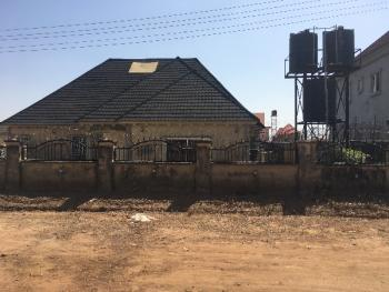 Well Finished Four Bedroom Bungalow, Army Estate Phase V, Kurudu, Abuja, Detached Bungalow for Sale