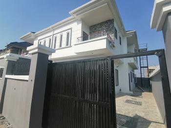 Newly Built 4bedroom Semi Detached Duplex with Bq, Lekki Palm City Estate,off Ado Road Ajah, Ado, Ajah, Lagos, Semi-detached Duplex for Sale