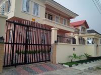 Brand New & Superbly Finished 5 Bedroom Detached Duplex With Boys Quarters, Ikota Villa Estate, Lekki, Lagos, 5 Bedroom, 7 Toilets, 6 Baths House For Sale