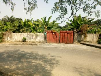 2 Plots of Fenced Land, Rumuodara, Port Harcourt, Rivers, Residential Land for Sale
